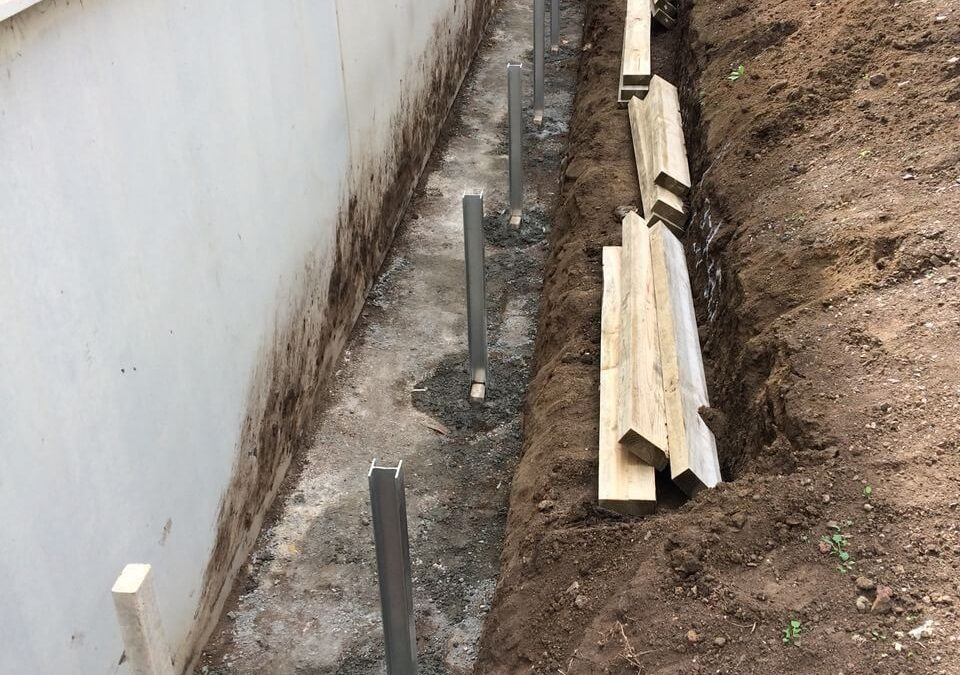 Retaining Wall Builders Mount Evelyn