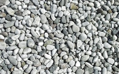 Coloured Pebbles For Driveways and Landscaping