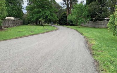 Private Gravel Driveways Emerald