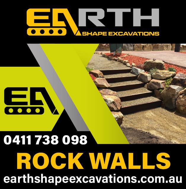 Rock Retaining Walls Emerald