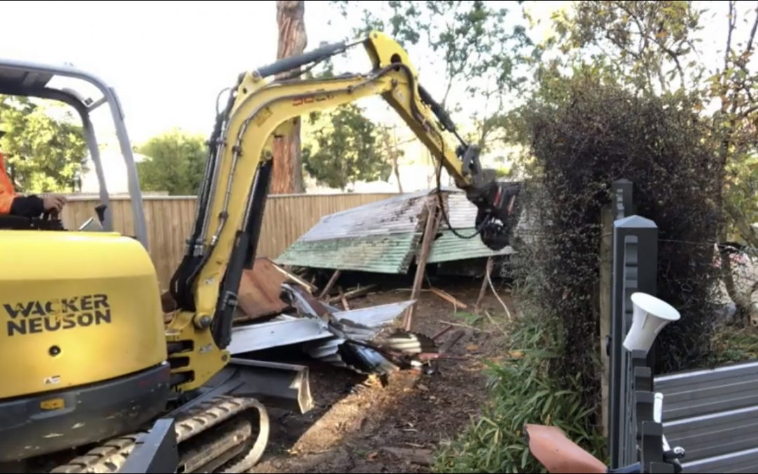 Property Site Clearing Mt Dandenong
