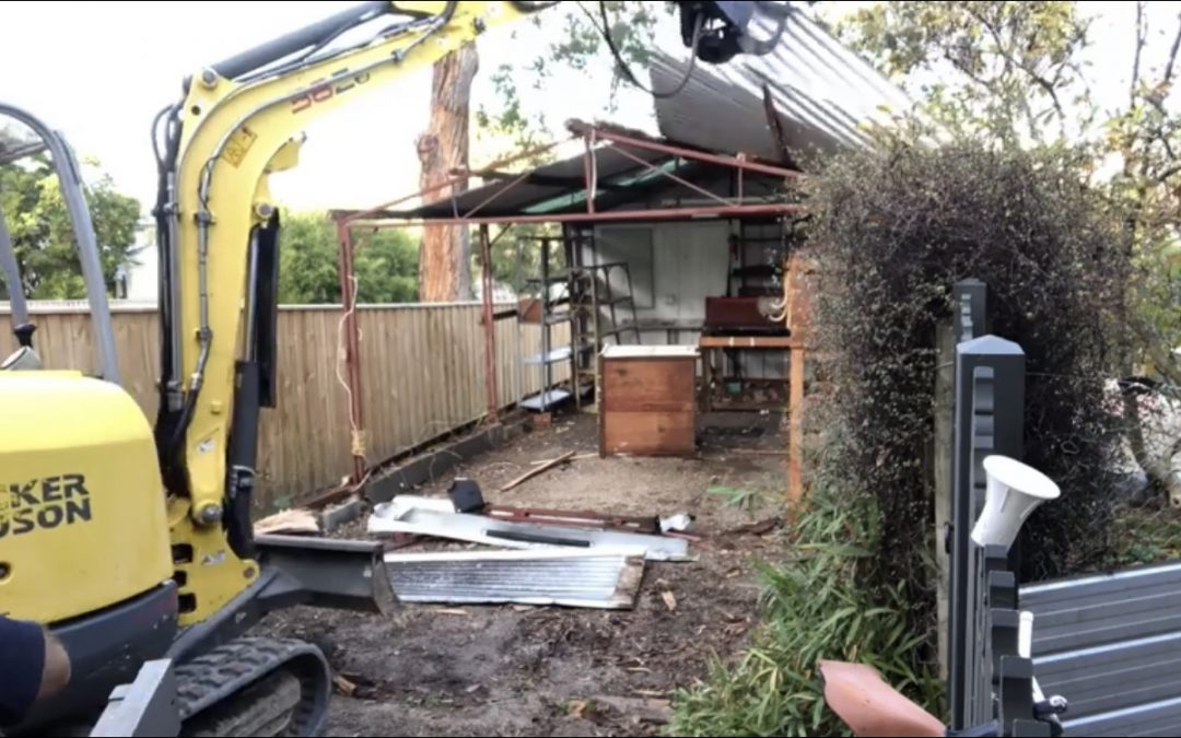 Property Cleaning Excavations Wandin